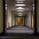 2nd floor corridor by mikeosbornphoto