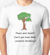 Dan Gerous in the Woods Unisex T-Shirt