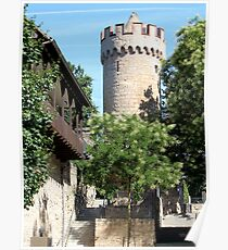 Powder Tower Poster