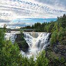 Kakabeka Falls by Beth Mason