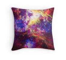 Tarantula Nebulae Throw Pillow