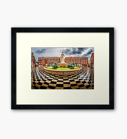 Place Massena Framed Print