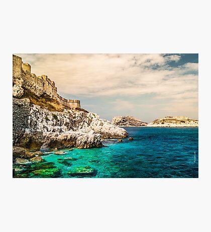 Castle Docks Photographic Print