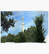 First Division Monument Poster