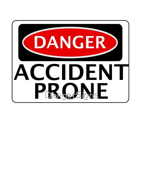 Accident Prone Area