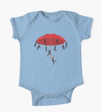 Umbrella Mayhem Kids Clothes