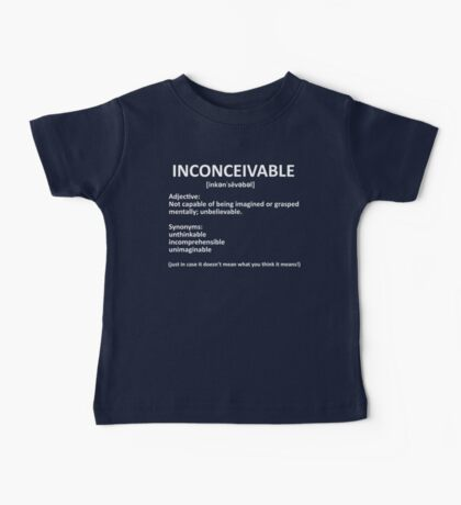 Just in case it doesn't mean what you think it means! Kids Clothes