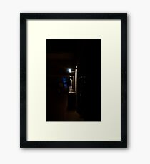 London Underpass - Barbican Framed Print