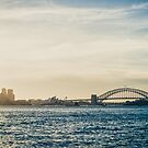 Sydney Tall Ship by yolanda