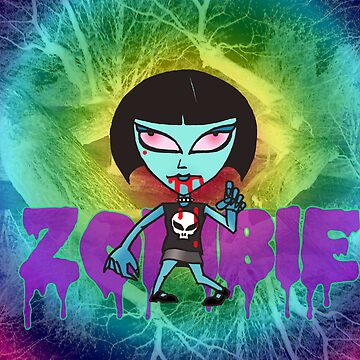 Veronica zzzz by innerZ