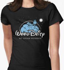 My Dream Neighbor Women's Fitted T-Shirt