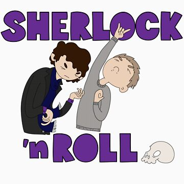 Sherlock n' Roll by K9Design