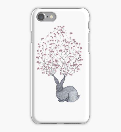 Blossom Heart Bunny iPhone Case/Skin