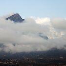 Monte Pizzocolo from Torri Del Benaco by Rich51