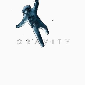 Gravity Movie by lettucefiends