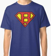 Super Initials Tee - B Classic T-Shirt