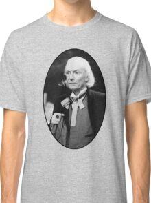 William Hartnell Shirt (1st Doctor) Classic T-Shirt