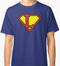 Super Initials Tee - L Classic T-Shirt
