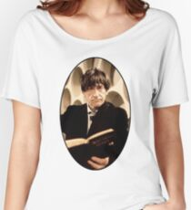 Patrick Troughton Shirt (2nd Doctor) Women's Relaxed Fit T-Shirt