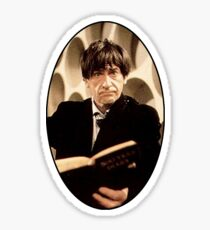 Patrick Troughton Shirt (2nd Doctor) Sticker