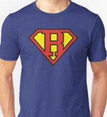Super Initials Tee - R Unisex T-Shirt