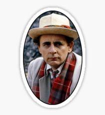 Sylvester McCoy (7th Doctor) Sticker