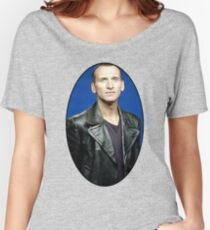 Christoper Eccleston Women's Relaxed Fit T-Shirt