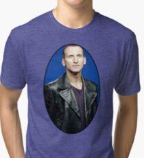 Christoper Eccleston Tri-blend T-Shirt