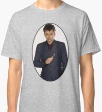 David Tennant (10th Doctor) Classic T-Shirt