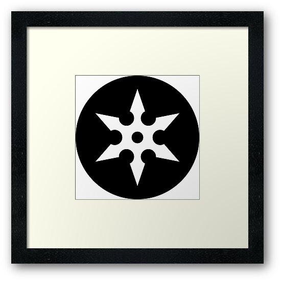 Ninja Shuriken Ideology by ideology
