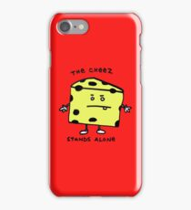 The Cheese Stands Alone iphone cover iPhone Case/Skin