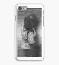 。◕‿◕。  LITTLE MONK IPHONE CASE 。◕‿◕。  iPhone Case/Skin