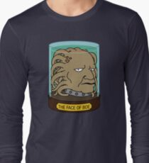 The Face of Boe Long Sleeve T-Shirt