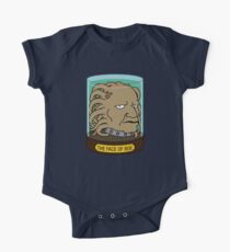 The Face of Boe One Piece - Short Sleeve