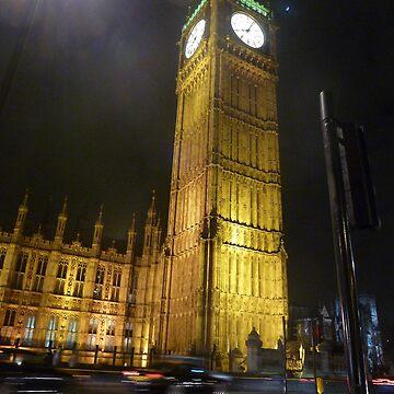 Big Ben by brightmanite