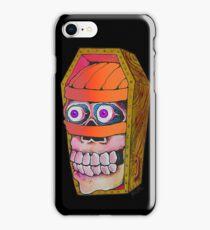 Mummy Casket iPhone Case/Skin