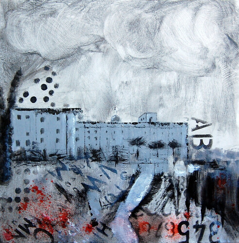 Memories of Monte Cassino by Cath Sheard