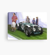 Jacobsen MG Magnette Special Canvas Print