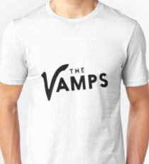 The Vamps Slim Fit T-Shirt