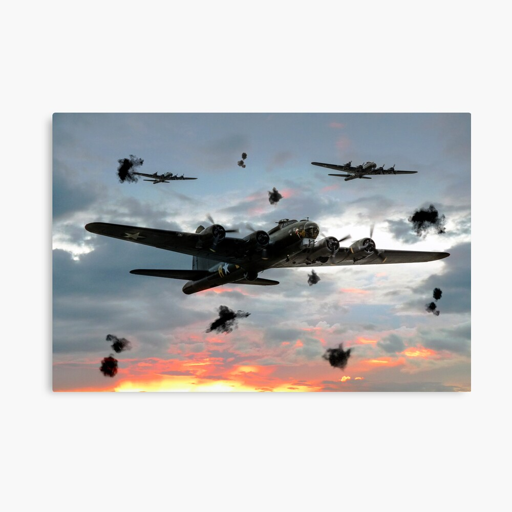 Memphis Belle Canvas Print