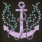 Tribal Nautica by Pom Graphic Design