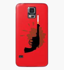 Smokin' Gun Case/Skin for Samsung Galaxy