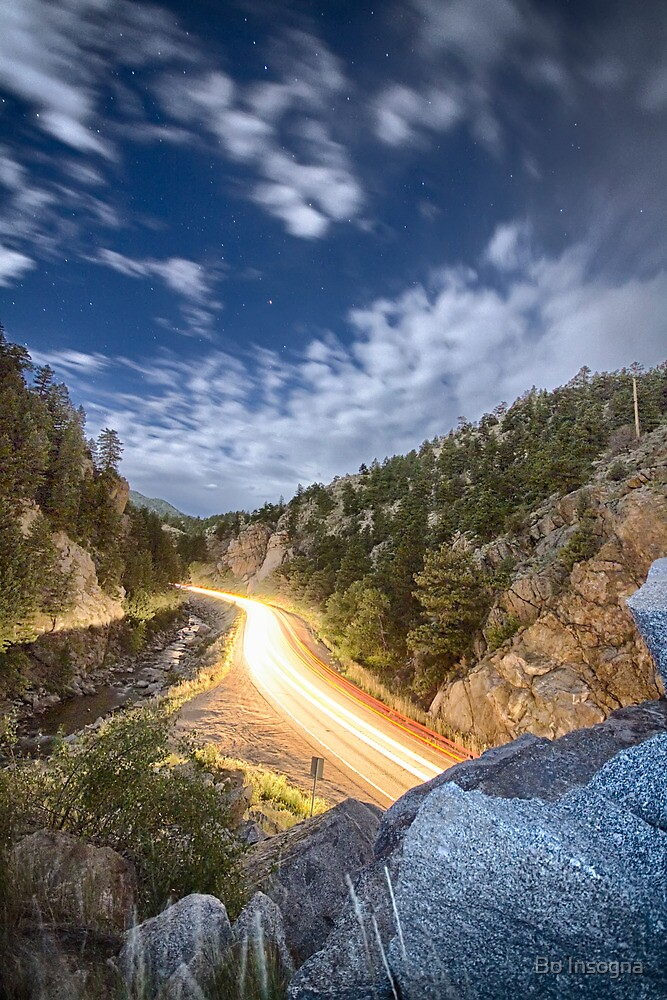Boulder Canyon Dream by Bo Insogna