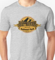 Rocky Mountains National Park, Colorado T-Shirt