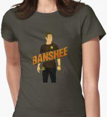 Banshee - Lucas Hood Women's Fitted T-Shirt