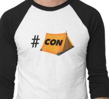 #ConTENT Men's Baseball ¾ T-Shirt