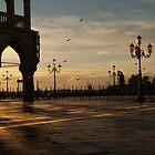 Charming sunrise by Lucie Rovná