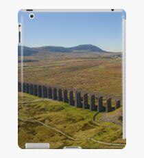Ribblehead Viaduct, North Yorkshire iPad Case/Skin