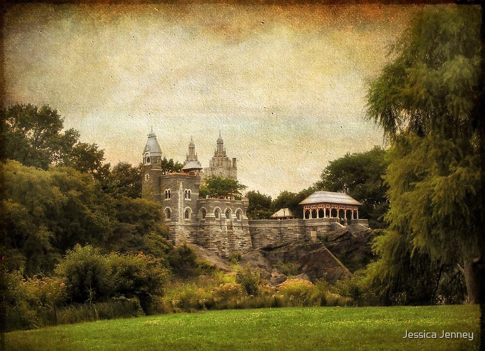 Belvedere Castle by Jessica Jenney