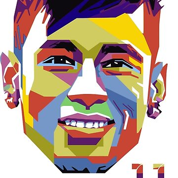 Neymar Jr. ART by SWaPiTorK